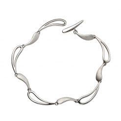 wave link bracelet