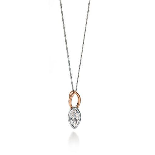 marquise pendant