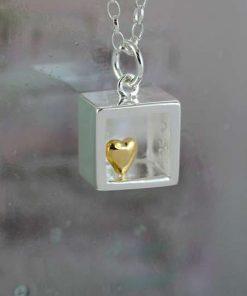 Heart of Gold Pendany Heart of Gold Pendany