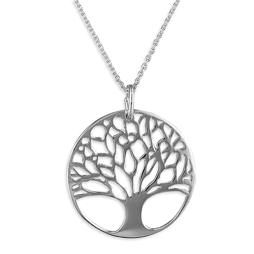 h156546 Silver Tree Pendant h156546 Silver Tree Pendant
