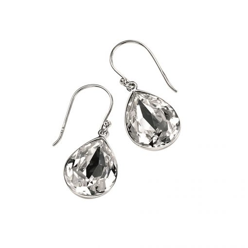 E3347C crystal teardrop earrings E3347C crystal teardrop earrings