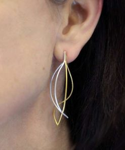 Kinetic Earrings 2 Kinetic Earrings 2