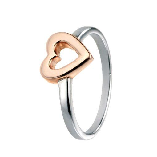 Rose Heart Ring Rose Heart Ring