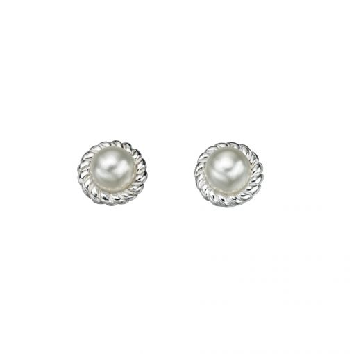 Shell Pearl Earrings Shell Pearl Earrings