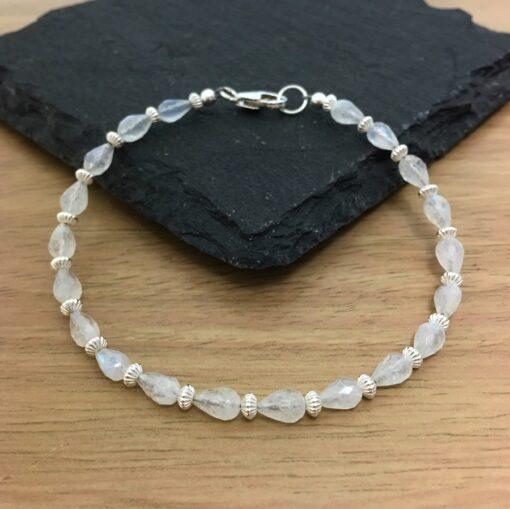 DP286A Moonstone Bracelet DP286A Moonstone Bracelet