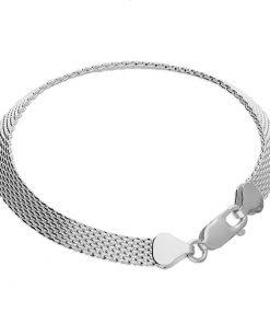 Flat Mesh Bracelet