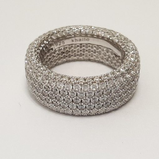 Wide Band CZ Ring 1 Wide Band CZ Ring 1