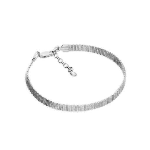 Silver mesh bracelet 1 Silver mesh bracelet 1