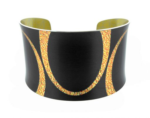 Bella Noir Black Bangle Bella Noir Black Bangle