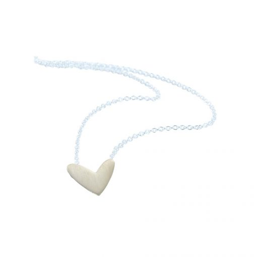 Heart necklace gold Heart necklace gold