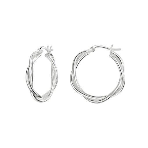 6816HP Twist rope earrings 6816HP Twist rope earrings