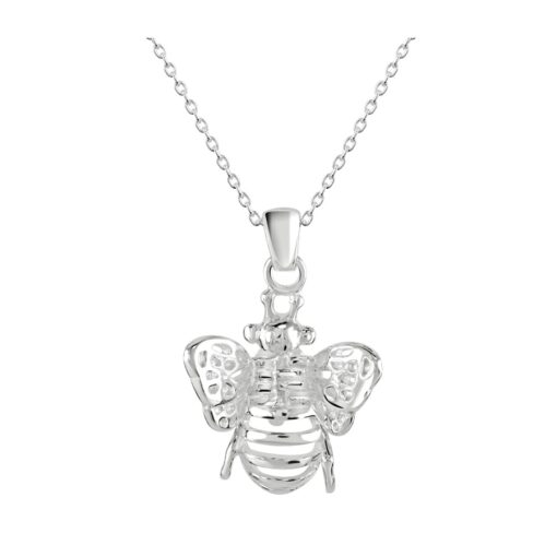 98082HP movable wings bee pendant closed 98082HP movable wings bee pendant closed