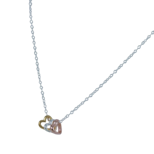 Amore 3 heart necklace 1 Amore 3 heart necklace 1