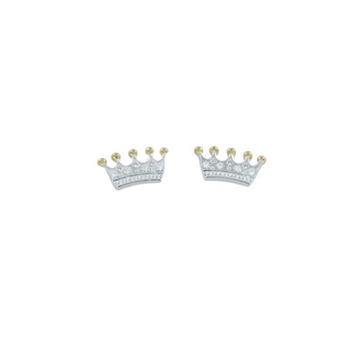 Crown studs Crown studs
