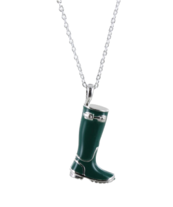 Welly Boot Necklace Welly Boot Necklace