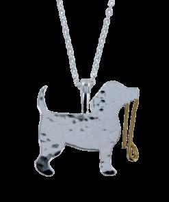 spot the dog necklace