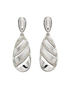 Organic Layered Earrings