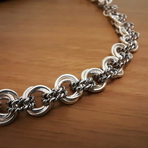 Rope Linked Necklace